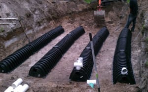 Drainage Systems in Land O' Lakes, Florida
