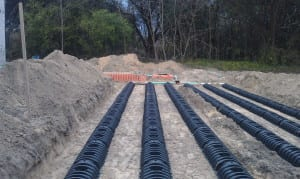 commercial septic system design