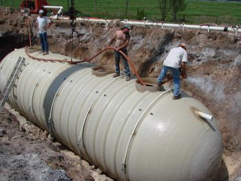Mobile Home Park Septic System Design Engineer And