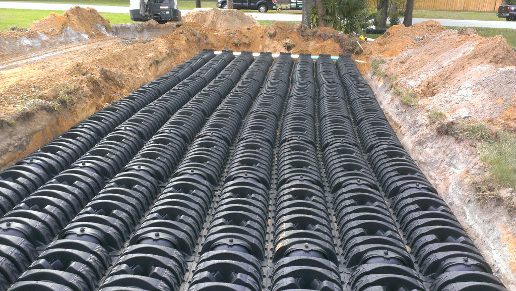 Why Choose An Infiltrator Drain Field Southern Water