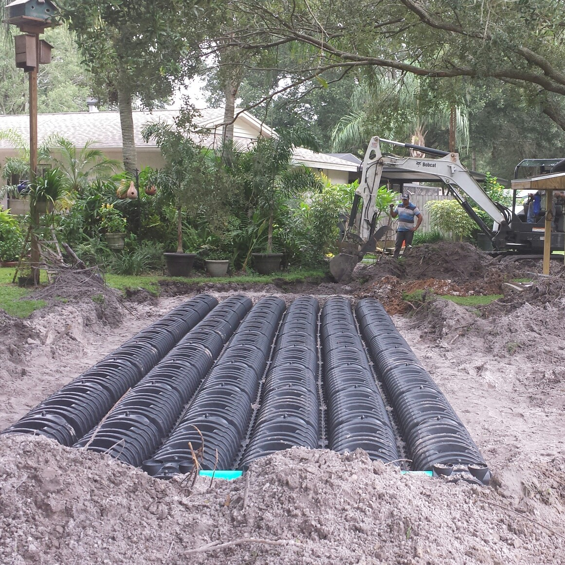 Drain Field Installation Tampa Fl Southern Water And Soil