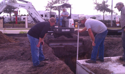 Real Estate Sale Septic Inspections in Brandon, Florida